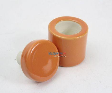 Hũ nghiền thuốc loại A màu cam MNV-MGA