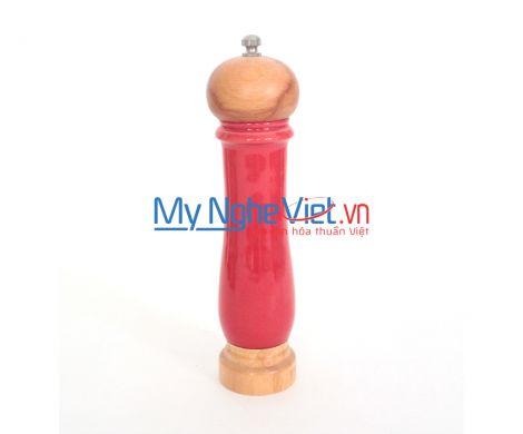 Cối xay tiêu loại A Mỹ Nghệ Việt MNV-SPGA-WC-2 size 2 ( Đỏ)