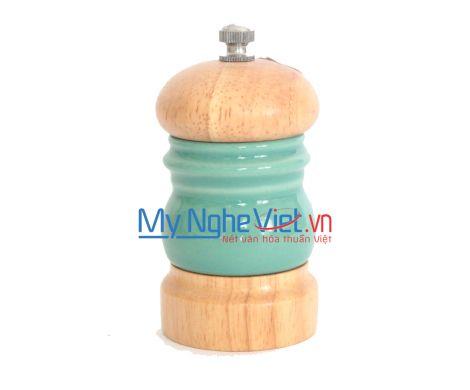Cối xay tiêu loại A Mỹ Nghệ Việt MNV-SPGA-WC-0 size 0 (Xanh ngọc)