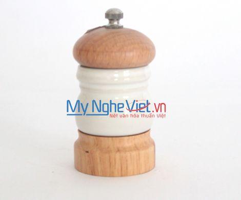 Cối xay tiêu loại A Mỹ Nghệ Việt MNV-SPGA-WC-0 size 0 (Trắng)