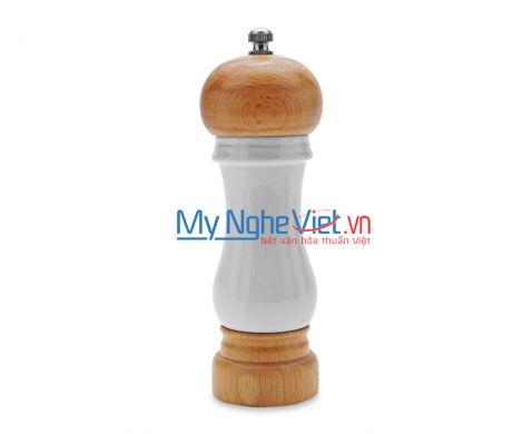Cối xay tiêu loại A Mỹ Nghệ Việt MNV-SPGA-WC-1 size 1 (Trắng)