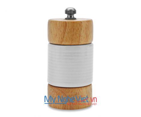 Cối xay tiêu loại B Mỹ Nghệ Việt MNV-SPGB-WC-0 size 0 (Trắng)
