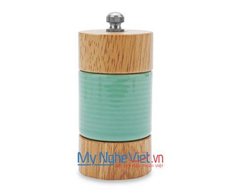 Cối xay tiêu loại B Mỹ Nghệ Việt MNV-SPGB-WC-0 size 0 (Xanh ngọc)