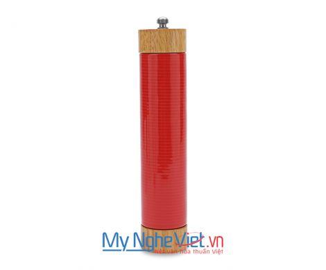 Cối xay tiêu loại B Mỹ Nghệ Việt MNV-SPGB-WC-2 size 2 (Đỏ)