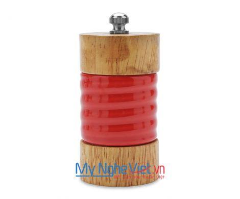 Cối xay tiêu loại C Mỹ Nghệ Việt MNV-SPGC-WC-0 size 0 (Đỏ)