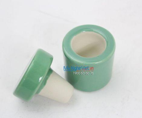 Hũ nghiền thuốc loại A màu xanh MNV-MGA-1