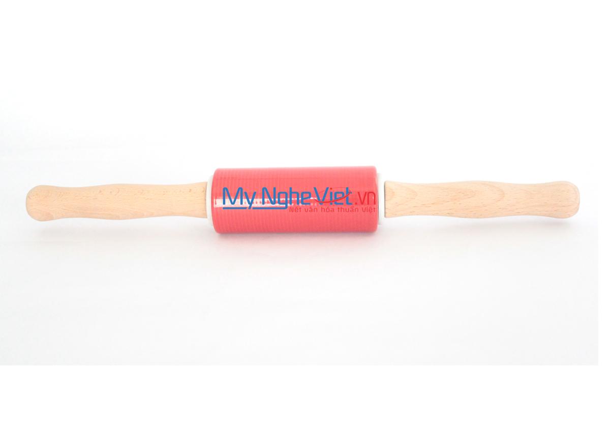 Cây cán bột loại A Mỹ Nghệ Việt MNV-RPA-0 size 0 (Đỏ)