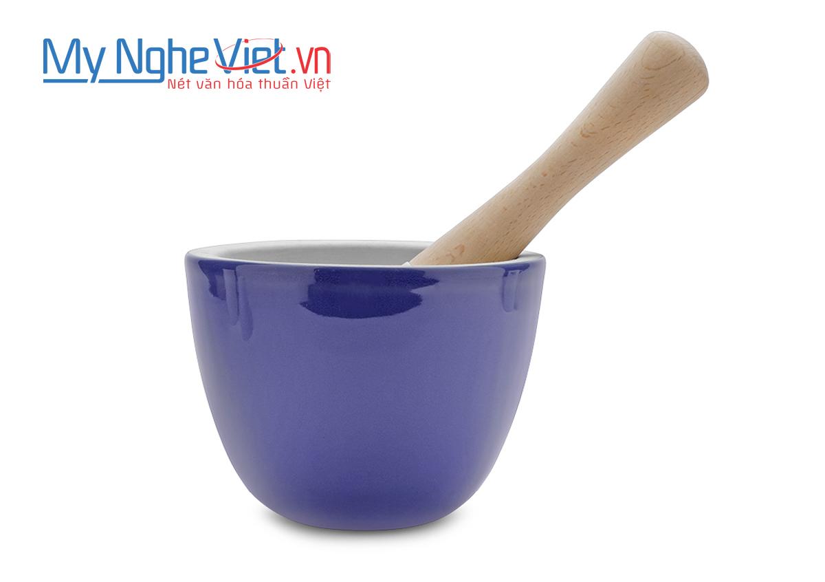 Cối giã loại A Mỹ Nghệ Việt MNV-MPA-3 size 3 (Tím)