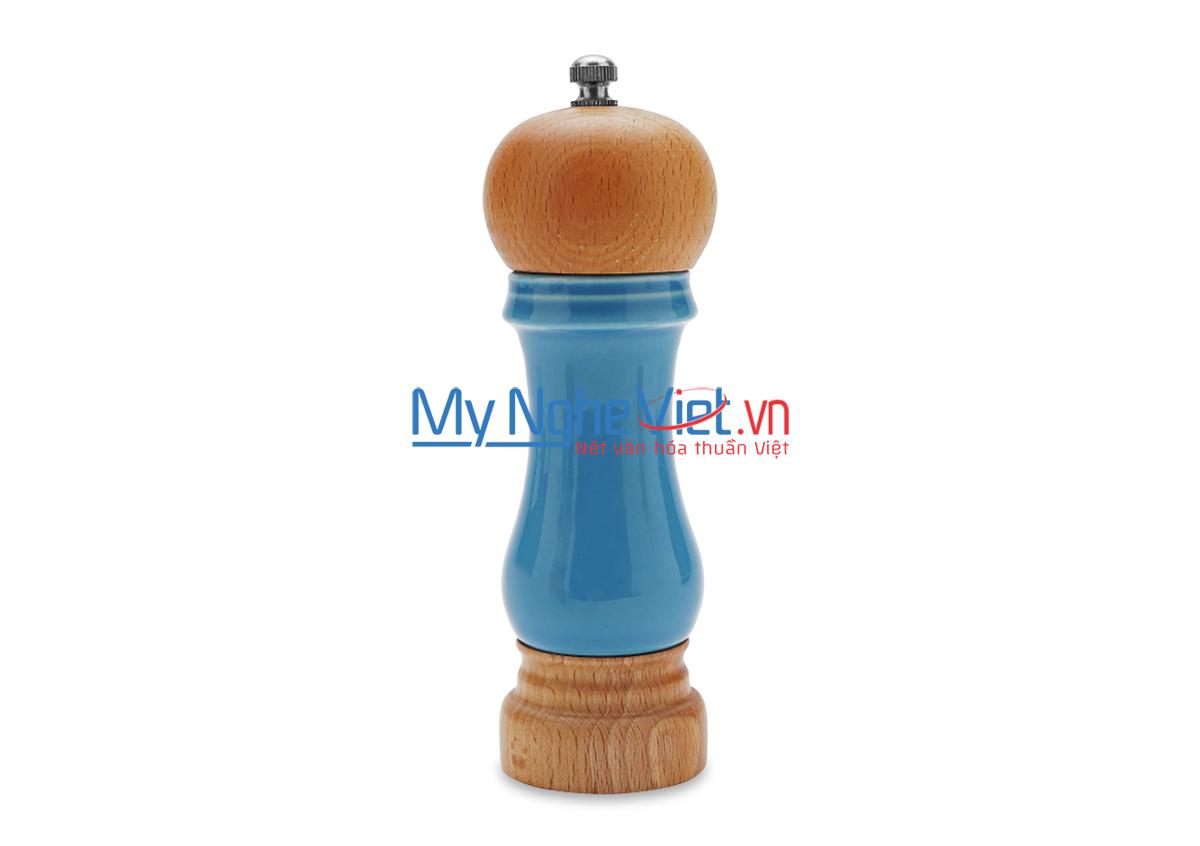 Cối xay tiêu loại A Mỹ Nghệ Việt MNV-SPGA-WC-1 size 1 (Xanh dương)