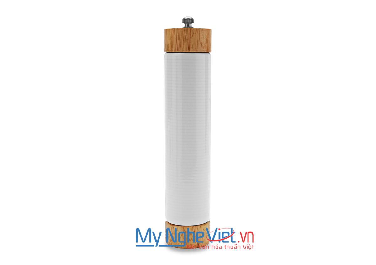 Cối xay tiêu loại B Mỹ Nghệ Việt MNV-SPGB-WC-2 size 2 (Trắng)